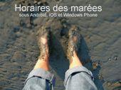 3 applications pour voir les horaires des marées sous iOS, Android ou Windows Phone