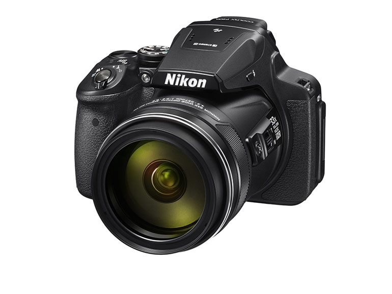 Nikon Coolpix P900 : le bridge au zoom 83x