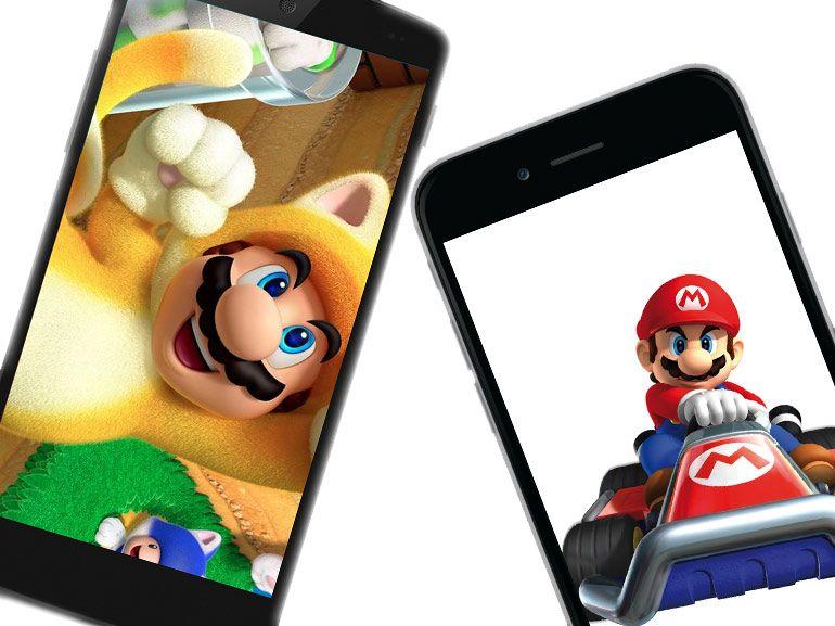 Nintendo prépare son offensive sur le mobile