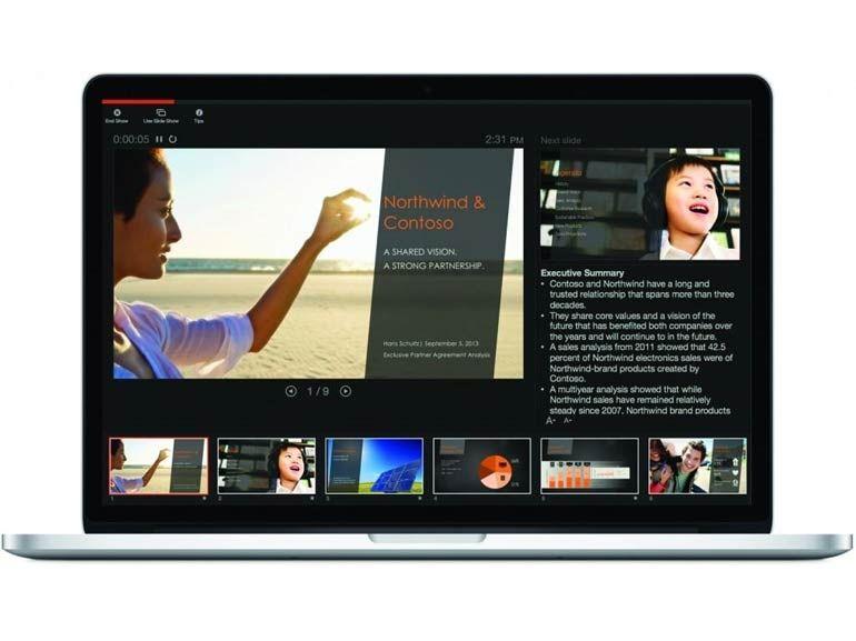 Microsoft Office 2016 pour Mac disponible en Preview