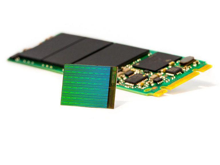 Puces mémoire 3D : hausse des capacités et baisse des prix