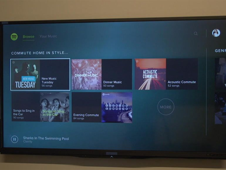 Spotify transforme les PlayStation 3 et 4 en jukebox