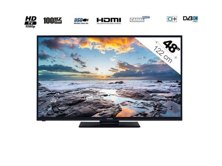 Bon plan : Téléviseur 122cm Full HD à 330€