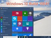 Windows 10 Build 10041  : nouvelle version à télécharger