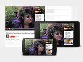 YouTube permet d'ajouter des fiches d'informations interactives aux vidéos