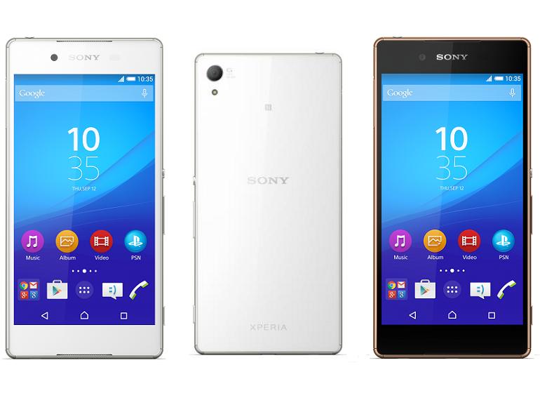Sony annonce très discrètement le Xperia Z4: le début de la fin ?