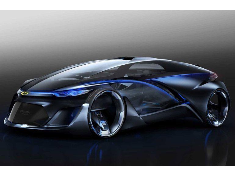 Chevrolet FNR : le futur, maintenant