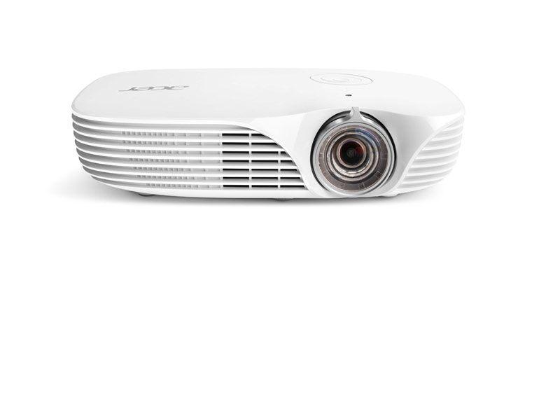 Acer K138ST : vidéoprojecteur à courte focale LED et nomade