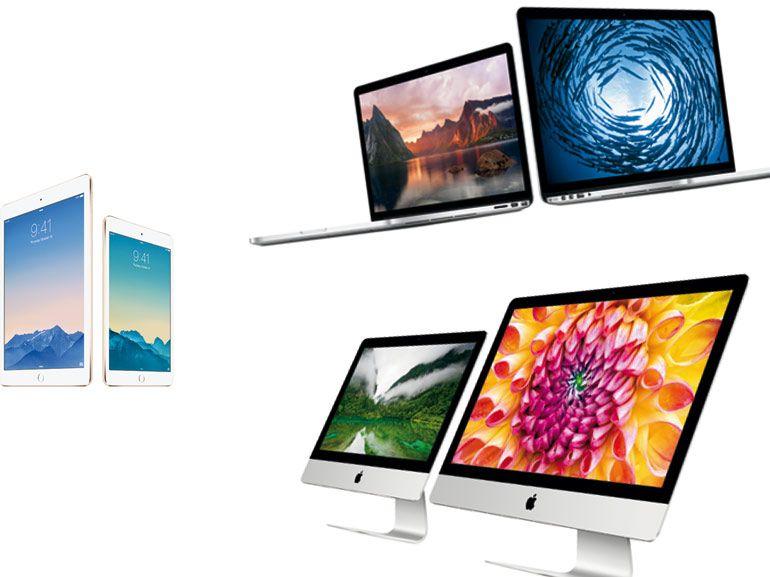 Apple : les Mac doublent les iPad
