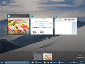 Microsoft décrit les bureaux virtuels de Windows 10 et demande votre avis
