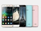 Un smartphone et deux nouvelles tablettes pour la gamme Honor
