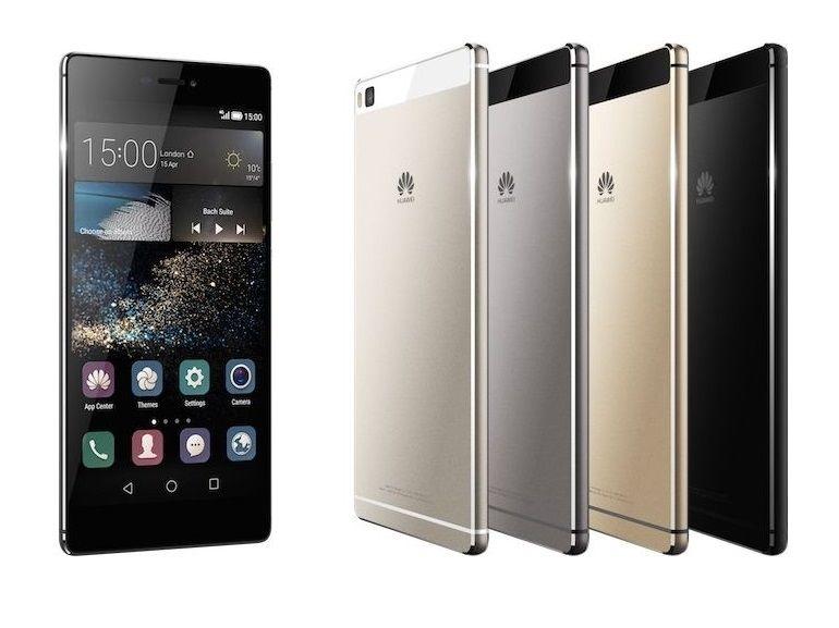 Soldes : Huawei P8 à 199€ au lieu de 330€