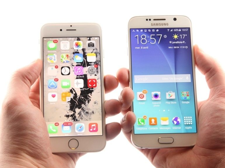 Samsung vs Apple : combien vaut le design de l'iPhone ? 533 millions de dollars