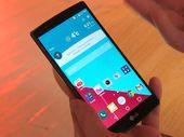 LG G4, la prise en main