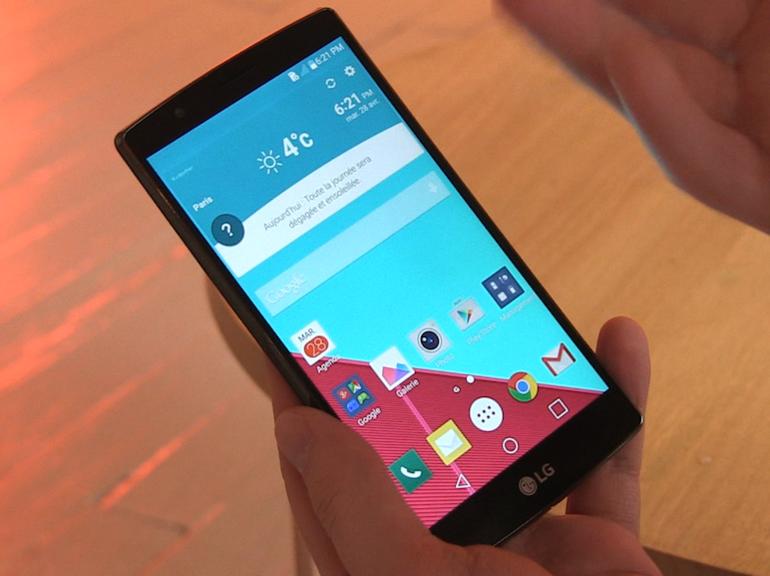 Bon plan : le LG G4 titane à 470€