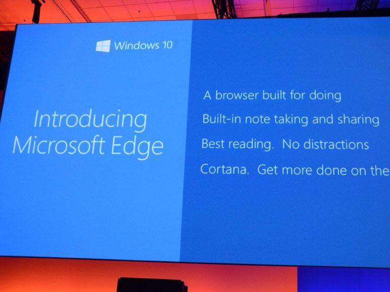 Windows 10 : Microsoft force un peu le passage vers son navigateur Edge