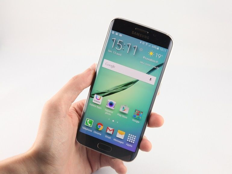 Bon plan : Samsung Galaxy S6 Edge à 570€