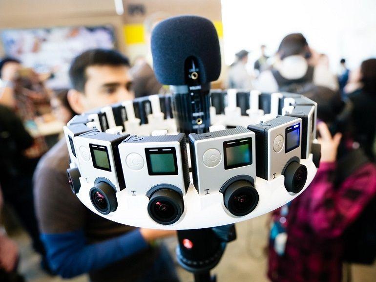 Google Jump, un grand bond en avant pour la réalité virtuelle