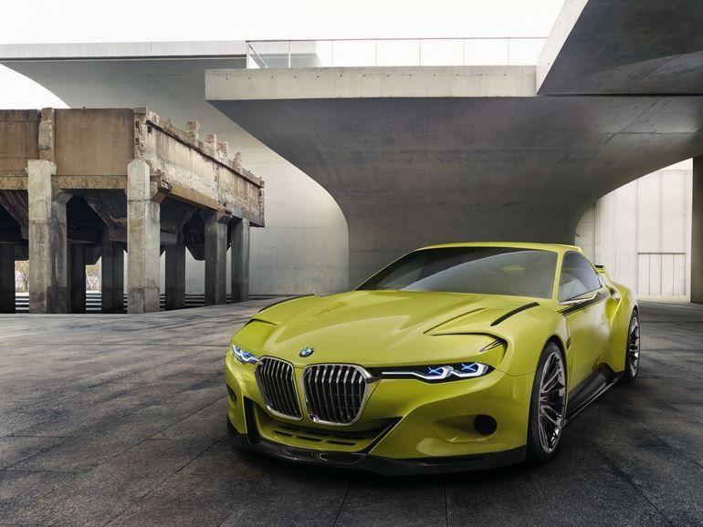 BMW 3.0 CSL Hommage : cure d'innovations pour une légende