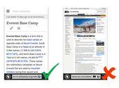 Bing va favoriser les pages web optimisées pour les mobiles