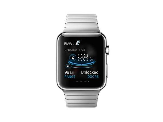 Apple Watch : notre sélection d'applications automobiles