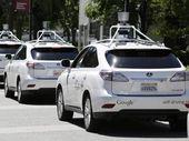 Des voitures autonomes impliquées dans des accidents