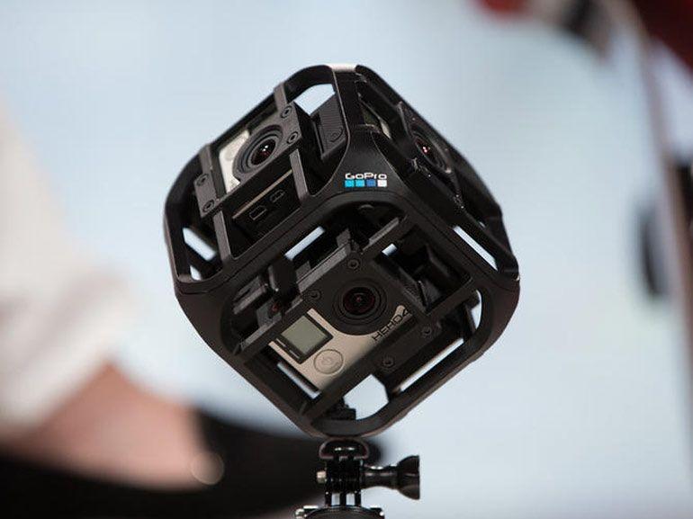 GoPro : vidéo 360°, réalité virtuelle et drones