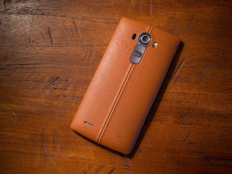 Bon plan : LG G4 cuir édition à 420€