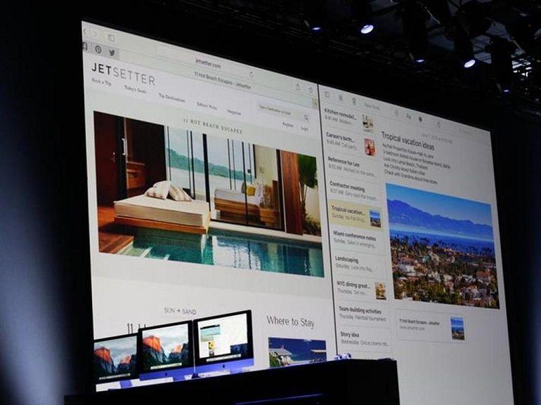 WWDC 2015: OS X El Capitan une optimisation de Yosemite
