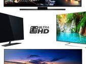 Les meilleures TV 4K / Ultra HD de novembre 2019