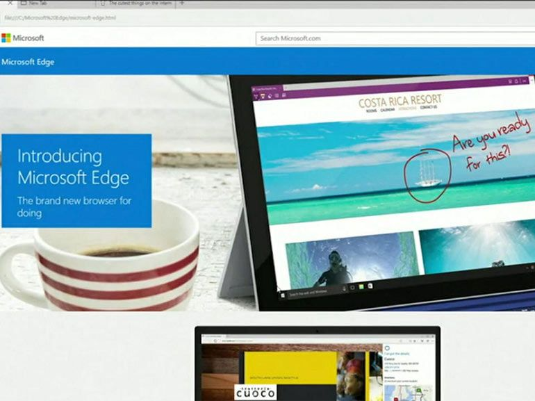 Microsoft Edge ne supportera plus le format ePub dans sa version Chromium