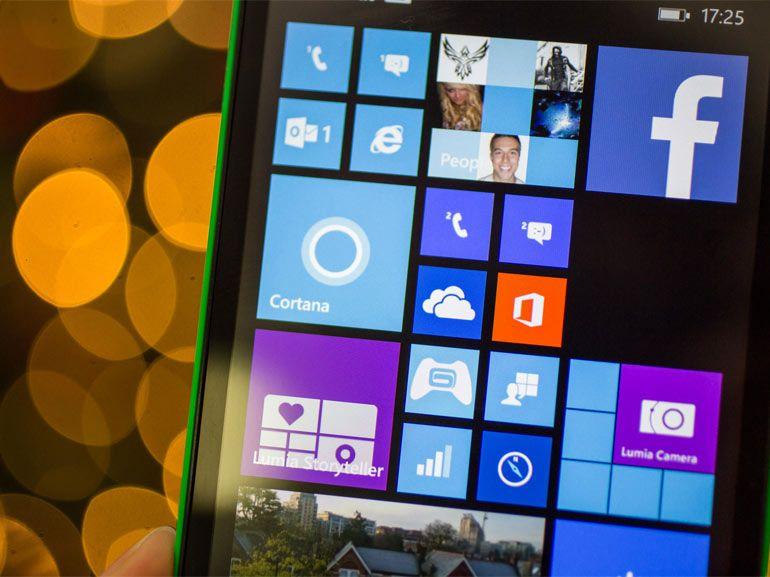 Windows 10 mobile, le Windows Store et les applications Office disponibles dans la nouvelle build