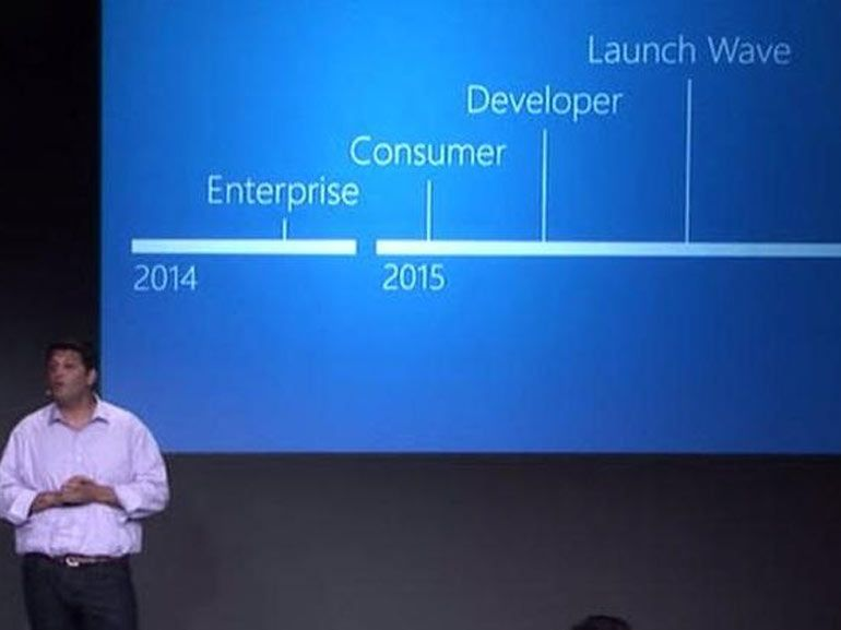 Windows 10 : sortie confirmée cet été pour la version PC