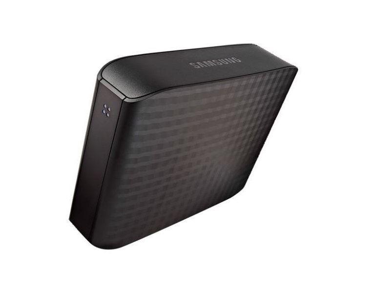 Bon plan : Disque dur externe 4 To Samsung D3 à 128€