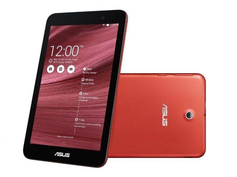 Soldes : Tablette Asus 7 pouces avec protection et micro SD 16 Go à 104€