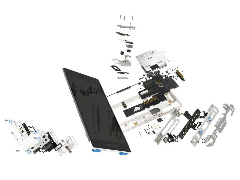 """Fairphone 2 : plus cher et pas forcément plus """"équitable"""""""