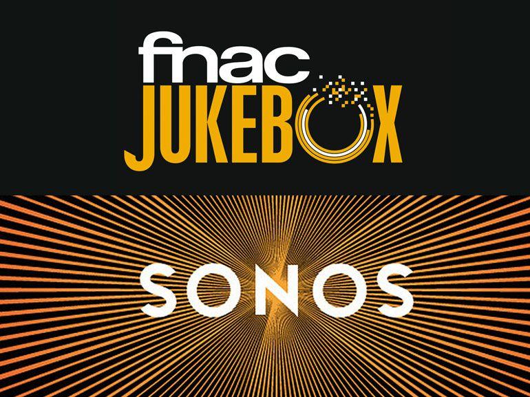 Fnac Jukebox intègre l'univers Sonos