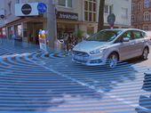 Ford : une caméra panoramique pour s'engager dans les intersections