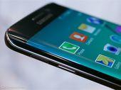 Samsung Galaxy S6 Plus : un écran de 5,7 pouces aux bords incurvés