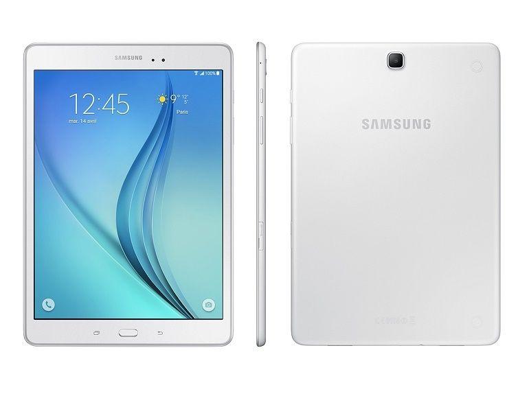 Bon plan : Samsung Galaxy Tab A + micro SDXC 64 Go à 190€