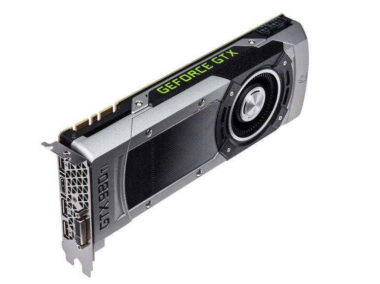 Nvidia annonce sa GeForce GTX 980 Ti