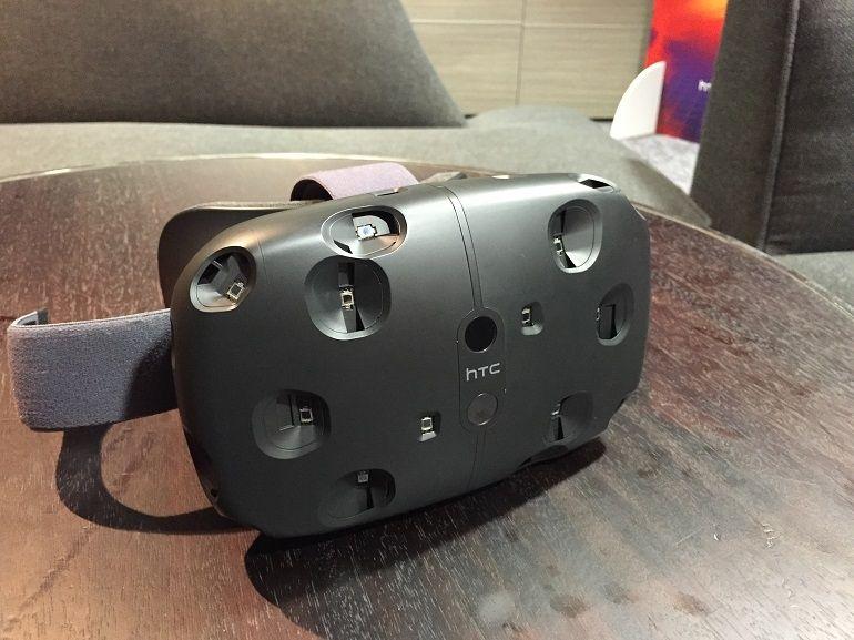 HTC Vive : la meilleure expérience de réalité virtuelle... pour l'instant
