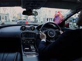 Jaguar invente le tactile prédictif
