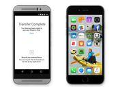 Avec Move to iOS Apple veut faciliter le passage d'Android à iOS