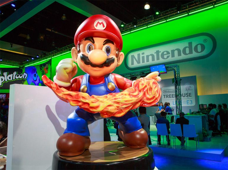 Pas d'Android dans la future console Nintendo NX