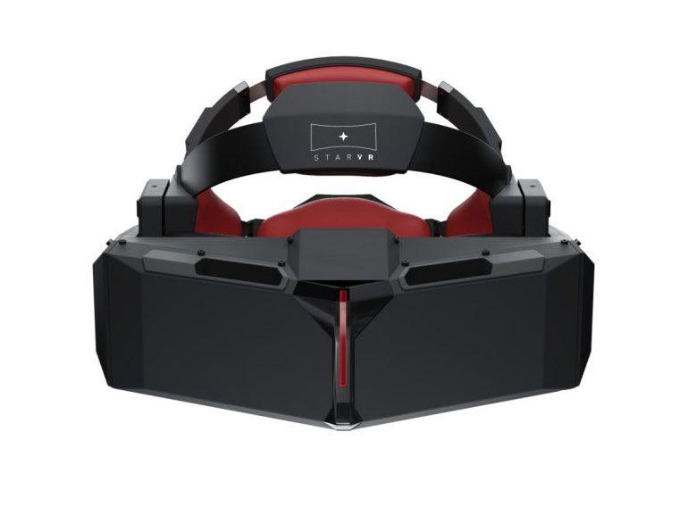 Avec son StarVR, Starbreeze entre dans la danse des casques de réalité virtuelle