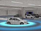 Volkswagen automatise le parking