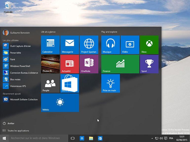 Windows 10 : une nouvelle build bientôt en téléchargement au format ISO