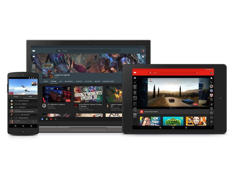 YouTube Gaming : l'application mobile arrive enfin en France