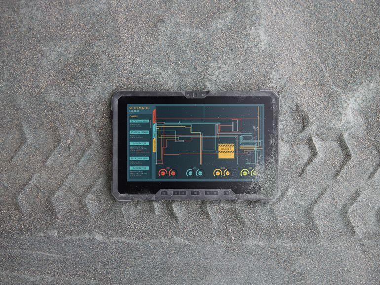 Dell Latitude 12 Rugged : la tablette qui s'aventure là où aucun iPad ne peut aller